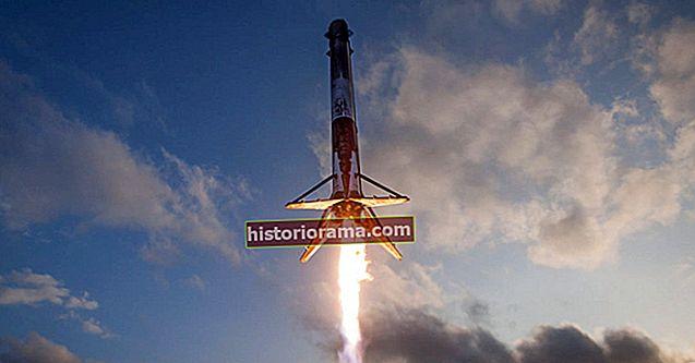 Як спостерігати за спробою SpaceX здійснити першу приземлену ракету на суші з березня