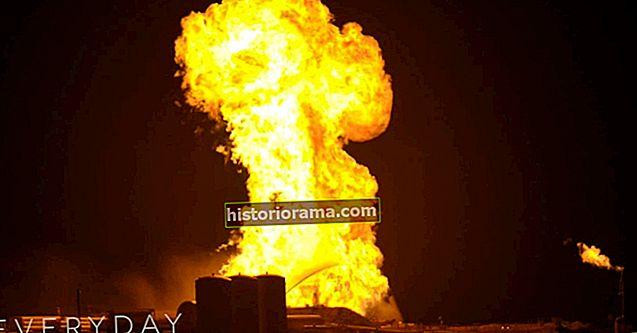 Kako deluje eksplozijski val? Fizika, ki stoji za pojavom