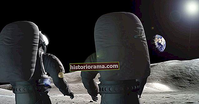 Oglejte si, kako se NASA pripravlja, da na Luno postavi naslednje ljudi