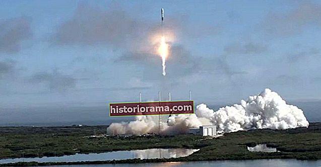 Як спостерігати за останнім запуском супутника Starlink від SpaceX