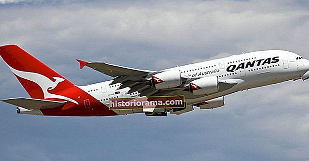 Австралійська авіакомпанія Qantas демонструє, як вона впадає в сплячку своїх реактивних літаків під час пандемії