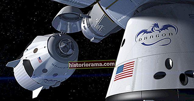 Як спостерігати, як астронавти НАСА повертаються на Землю на космічному драконі SpaceX