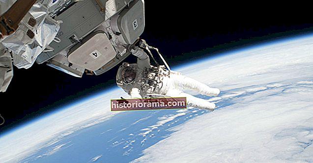 Як спостерігати за космосом американських астронавтів цієї п'ятниці