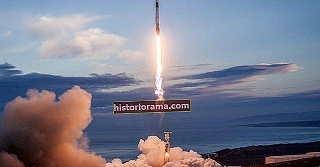 Як спостерігати за наступним запуском Spacelink у п'ятницю