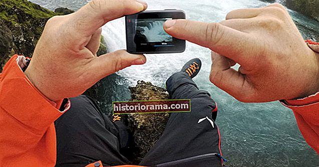 Jak vytvořit časosběrné video na GoPro Hero5 nebo Hero6