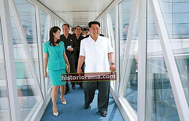 Хочете полетіти до блискучого нового аеропорту Північної Кореї? Ні, ні. Але ось як