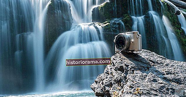 Jak pořídit fotografii s dlouhou expozicí