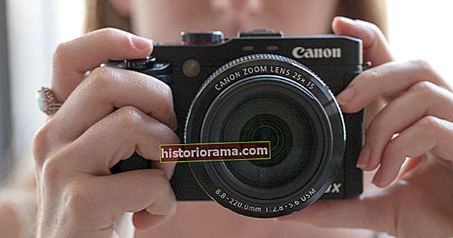 Jak testujeme digitální fotoaparáty