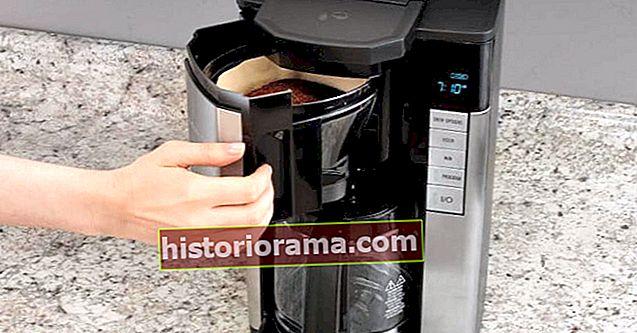 Jak vyčistit kávovar a zabránit růstu bakterií