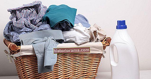 Nu vă spălați: cât detergent de rufe ar trebui să utilizați?