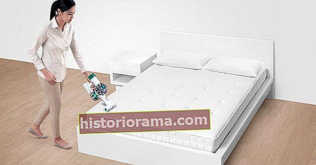 Jak čistit matraci