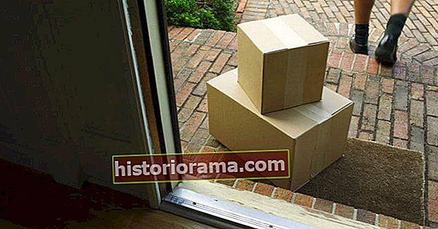 Jak zastavit zloděje balíků