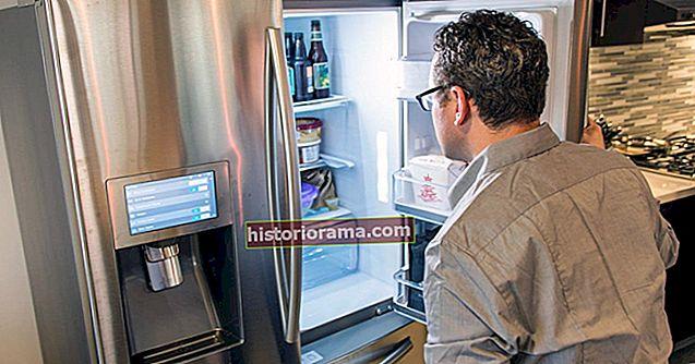 Jak testujeme ledničky