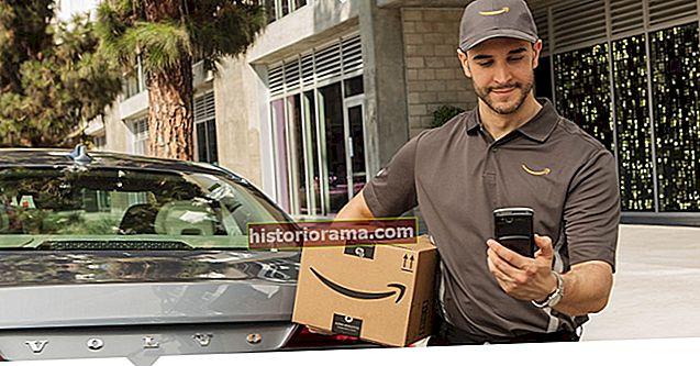 Jak přimět Amazon, aby doručil do kufru vašeho vozu