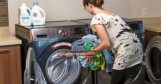 Jak testujeme pračky