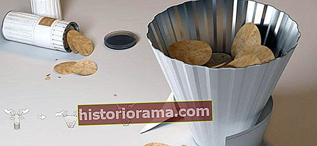 Tady je to, jak jeden designér přepracoval balení čipů Pringles