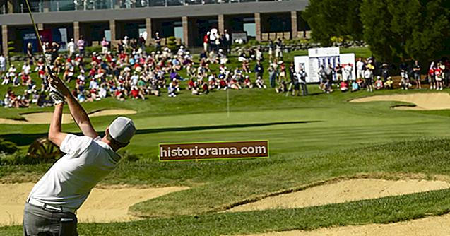 Twitter-страйки укладають прямі трансляції 70 годин дії від PGA Tour