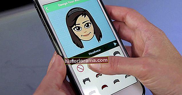 Тепер Bitmoji можна додавати до геофільтрів Snapchat на замовлення