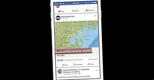 Сучасна новина Facebook позначає останні новини - і збільшує кількість користувачів