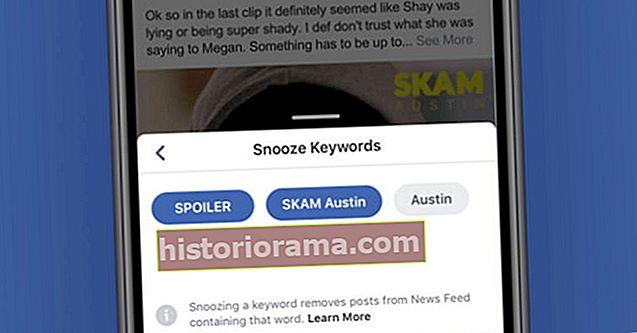 Facebook допомагає вам відфільтрувати небажані публікації новин - але лише тимчасово