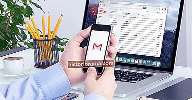 Kako nastaviti račun Gmail v napravi iOS ali Android