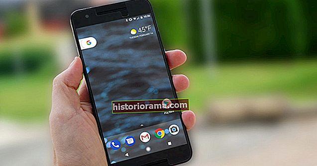 Kako snemati zaslon na napravi Android