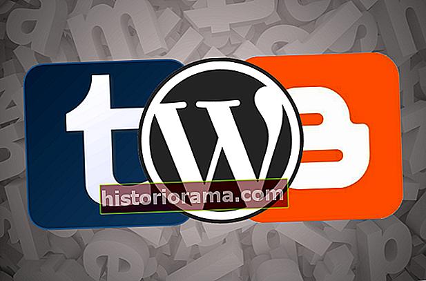 WordPress проти Tumblr проти Blogger