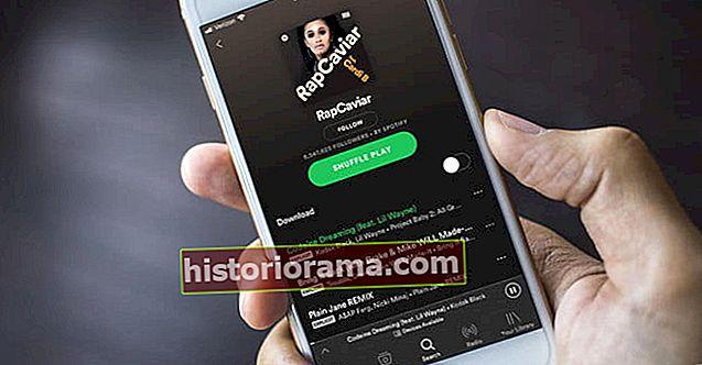 Sådan uploades musik til Spotify