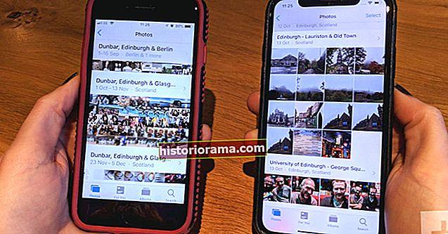 Sådan overføres fotos fra iPhone til iPhone