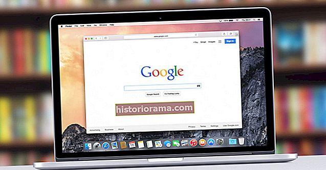 Sådan indstilles Google som din startside