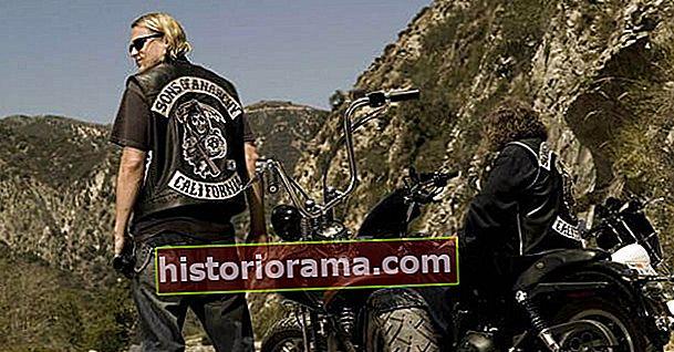 Jak sledovat Sons of Anarchy online: Streamujte všech sedm sezón zdarma