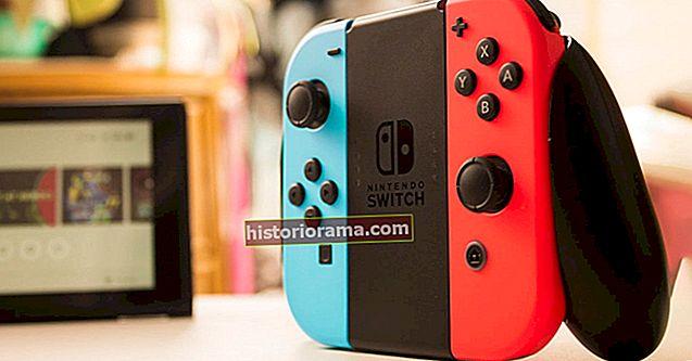 Kolik stojí Nintendo Switch?