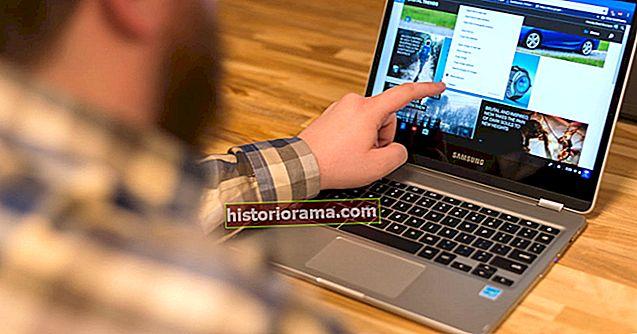 Як завантажити програми Android на Chromebook