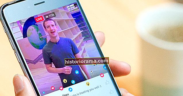 Kako v živo na Facebooku