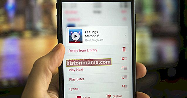 Jak odstranit alba a skladby ze zařízení iPhone a iPad