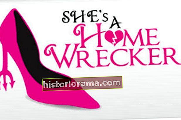 She's a Homewrecker - це останній сайт, що ганьбить повію, і це особливо підло