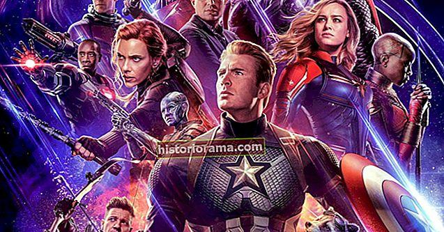 Як дивитися фільми про Marvel по порядку