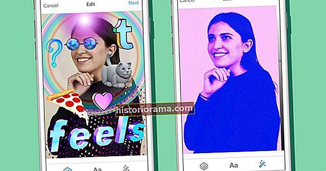 Захоплені нові наклейки та фільтри Tumblr - це все, що ви очікуєте від платформи
