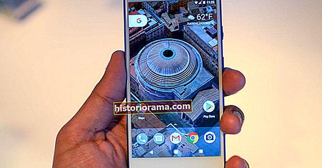 Як зробити скріншот на смартфоні Google Pixel або Pixel 2