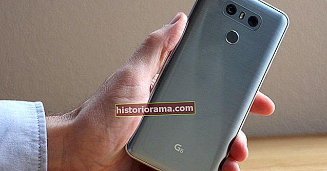 Посібник з камери LG G6: Як робити фотографії вбивць