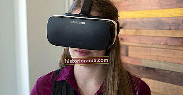 Дивіться YouTube на екрані, більшому за реальність, за допомогою Samsung Gear VR