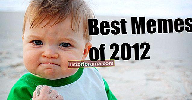 Найкращі меми 2012 року. Період.