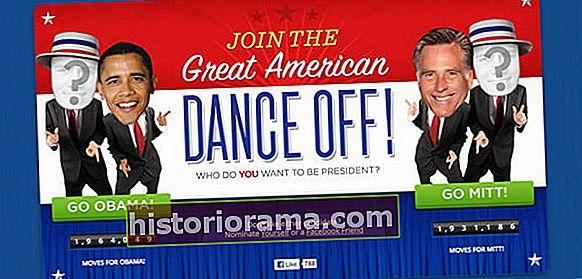 JibJab стає політичним учасником Great American Dance Off!