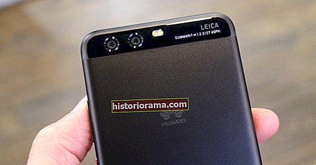 Посібник з камери Huawei P10