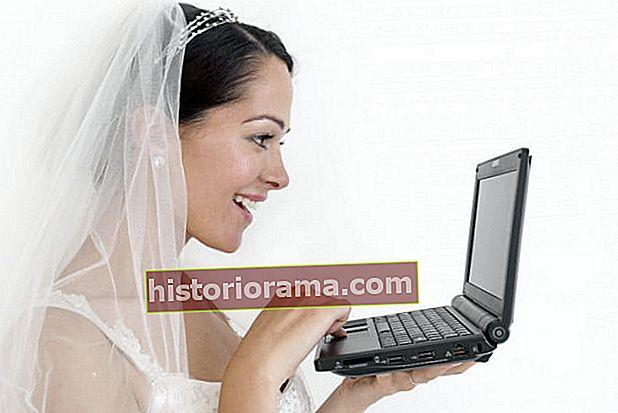 Хворієш мати океан між тобою та коханою? Одружуйтесь в Інтернеті!