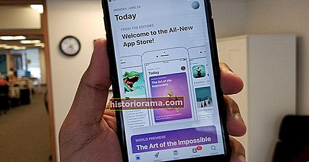 Tu je príklad, ako sa ľahko pohybovať v prepracovanom obchode App Store v systéme iOS 11