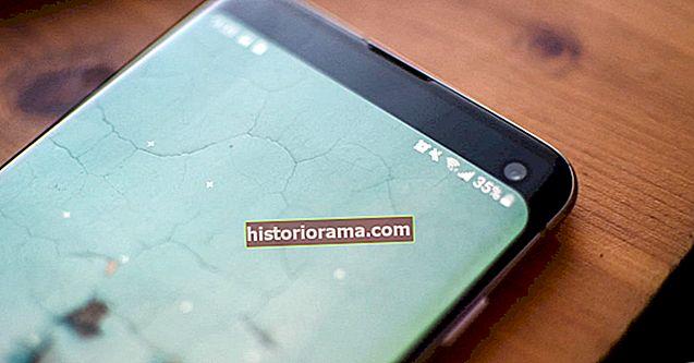 Як приховати камеру-дірокол на лінійці Samsung Galaxy S10