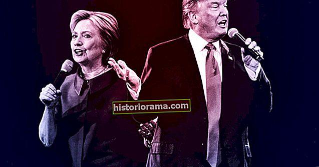 Клінтон проти Трампа: Як дивитись остаточні президентські дебати в Інтернеті (і безкоштовно)