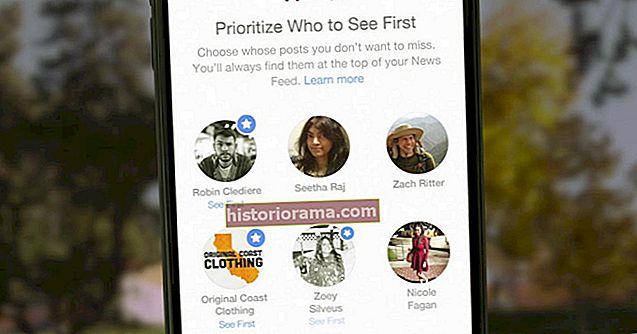 Як вказати, кого ви «бачите першим» у своєму каналі Facebook