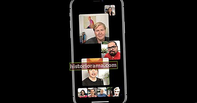 Як здійснити груповий дзвінок FaceTime на вашому iPhone або iPad з iOS 12
